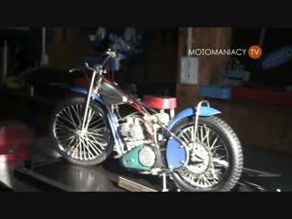 Miniaturowe motocykle żużlowe