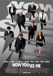 Now You See Me (Ahora me ves) HD (2013) - Latino