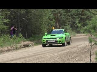 IV этап RSC ралли-спринт, г.Катайск г.