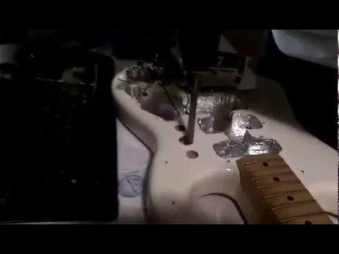 MR.GOR: Раздраконил любимый Fender