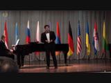 R. Schumann Dichterliebe, Op. 48 No. 10 H