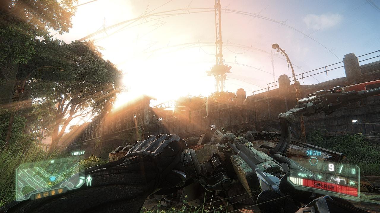 Crysis 3 с трассировкой лучей