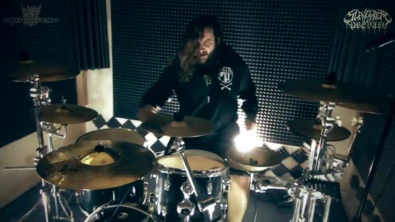 Slaughter To Prevail - Hell (DRUM PLAY THROUGH)
