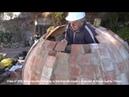 Bóveda Catalana Cómo construir bóveda cuarto de esfera nº 206 2ª parte