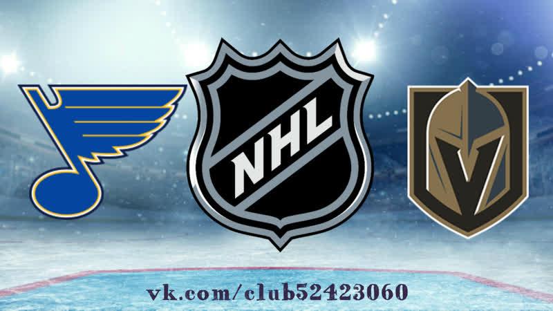 St. Louis Blues vs Vegas Golden Knights | 16.11.2018 | NHL Regular Season 2018-2019