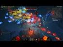 Diablo 3 insane Barbarian kills 7 Elite Packs on mp10