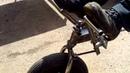Single gyro cornet front fork\одноместный автожир Корнет передняя вилка