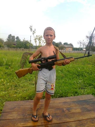 Андрій Дібровський, 8 августа 1999, Львов, id214341797