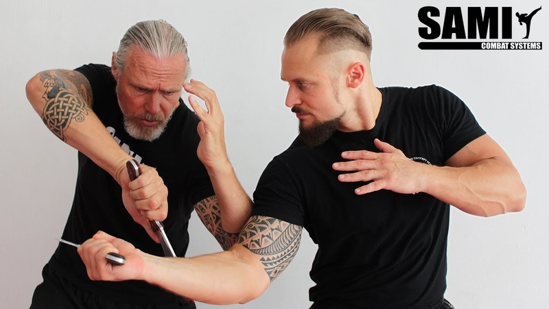 SAMI Knife - Pre-Defense - What is it What can you do