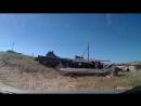 Выбираемся из села Кузомень на основную трассу Правда немного заплутали и повернули не туда