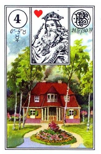 Дом - оракул Ленорман