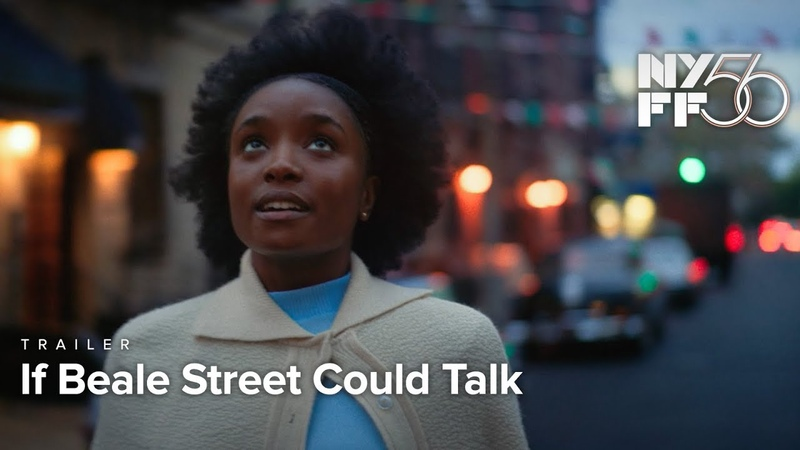 If Beale Street Could Talk | Trailer | NYFF56