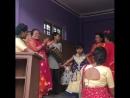 """🙏Празднуем индуистский праздник """"Teej festival"""". В этот день замужние женщины просят Бога Шиву о долгой и счастливой жизни своим"""