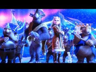 Снежная королева 2: Перезаморозка (2014) | Русский Трейлер #3 (мультфильм)