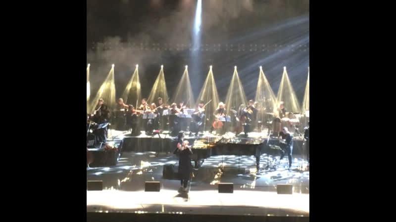 ОЭ с оркестром. Одесса