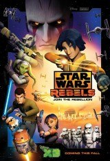 Star Wars Rebels (2014) - Castellano