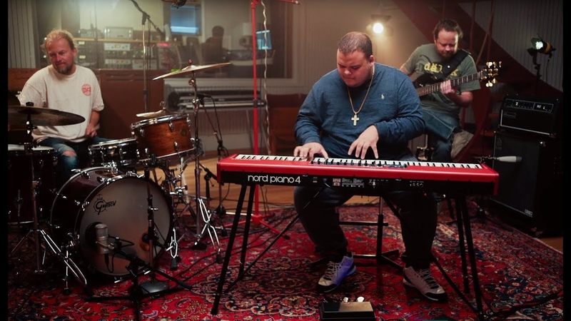 Jesús Molina Sessions 1 JazzFusion - Worthy Lamb feat. Morgan Ågren Gustaf Hielm