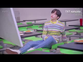 [рус.саб] TXT (TOMORROW X TOGETHER) - 'STAR' Jacket shooting sketch