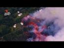 На Гавайях с начала мая бушует извержение вулкана Килауэа.  Эпичные съемки с вертолета.
