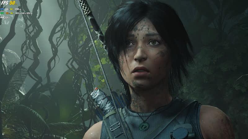 Shadow of the Tomb Raider Расхитительница гробниц в деле 2