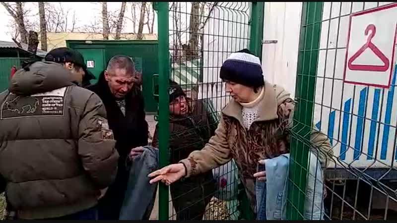 Холода в Ангаре спасения