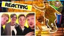 REACTING TO JOE SUGGS STRICTLY DANCE | ft. Jack Maynard, Josh Pieters Byron Langley !