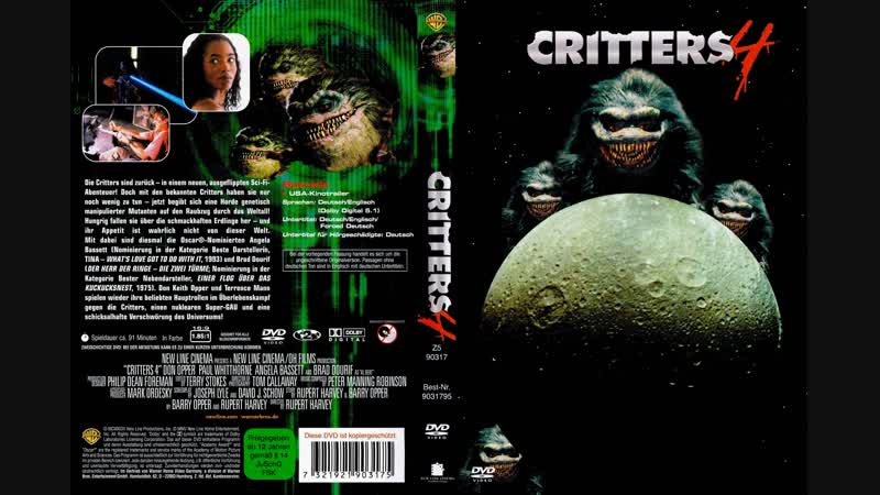 Critters 4 Зубастики 4 (1991)