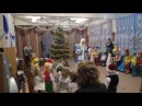 Новогодняя елка 2013 14 9 группа часть 2