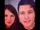 Amelia and Bryan in Kyiv