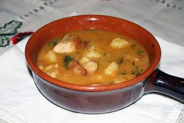 Чанахи в аэрогриле – кулинарный рецепт