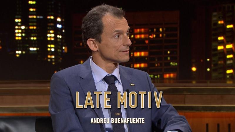 LATE MOTIV - Pedro Duque. Un invitado especial y espacial | LateMotiv91