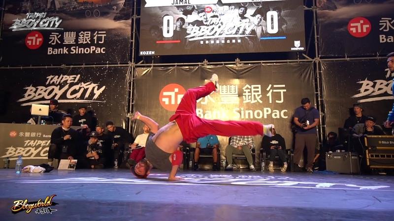 Jamal vs Onel | Semi-Final | 1on1 | Taipei Bboy City x Undisputed