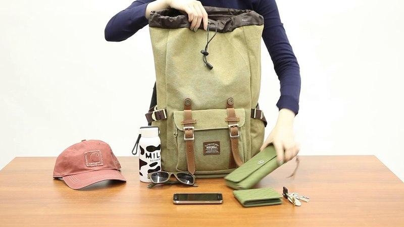 Рюкзак мешок городской Kaukko Authentic Bags Co Ltd E5 1 Army