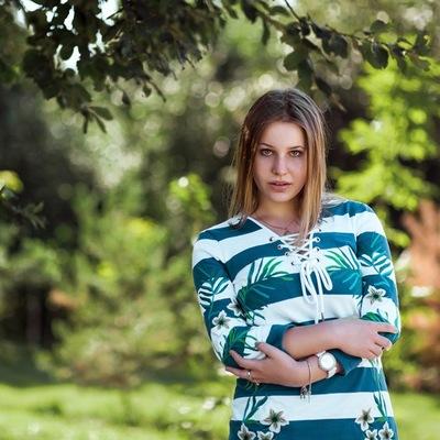 Надя Джанбекова, 18 июня 1996, Хабаровск, id134044429