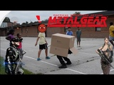 Metal Gear Solid In Real Life - Box Trolling