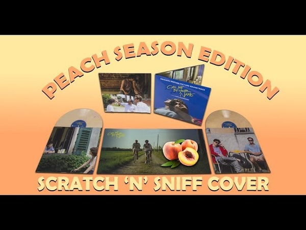 Call Me By Your Name Peach Season Soundtrack Edition