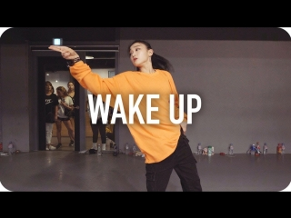 1Million dance studio Wake Up - Travis Scott / Yoojung Lee Choreography