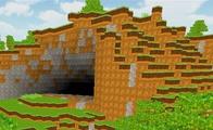 Эволла 3D - строй город, копай, крафть