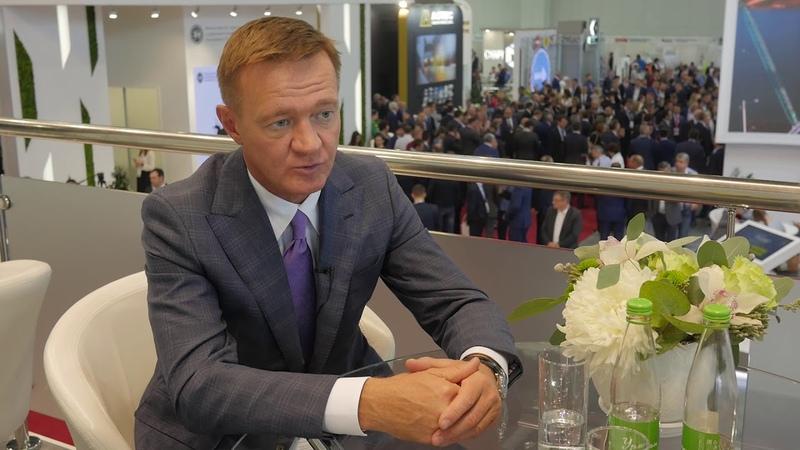 ВРИО ГУБЕРНАТОРА КУРСКОЙ ОБЛАСТИ РОМАН СТАРОВОЙТ УЧАСТВУЕТ В ВЫСТАВКЕ «ДОРОГА 2018» В КАЗАНИ
