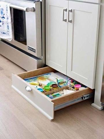 Секретный вместительный ящик (1 фото)