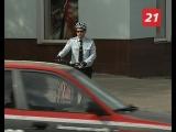 Практику освоили, а вот теорию – нет. Почему мурманские велосипедисты попадают в аварии?