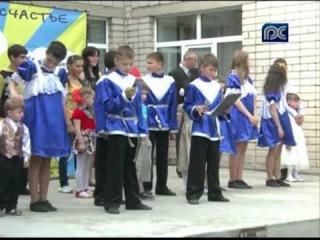 Концерт детской самодеятельности в детдоме №2 города Вологды