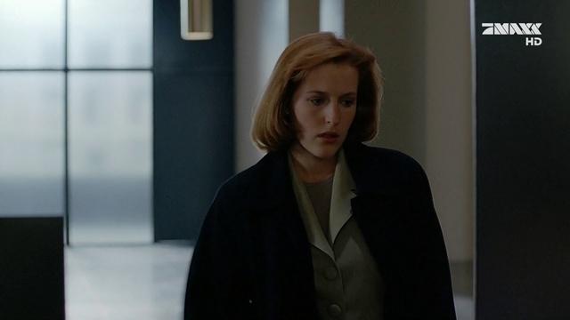 X-Files s03e01 «Благословенный путь» 3 сезон. 1 Серия