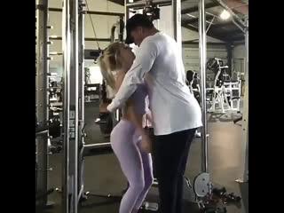 Почему некоторые не любят тренироваться с девушкой 👊🏻
