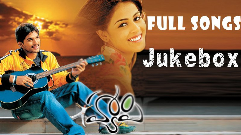 Happy Telugu Movie Full Songs Jukebox Allu Arjun Genelia D'Souza