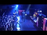 Project Rock - Crazy Train (live in Moscov 18.04.2014)