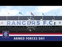 ARMED FORCES DAY | Ibrox Abseil GoPro