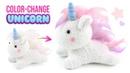 COLOR-CHANGING Unicorn Plush!! How to Make Cutest DIY Unicorn Crafts!