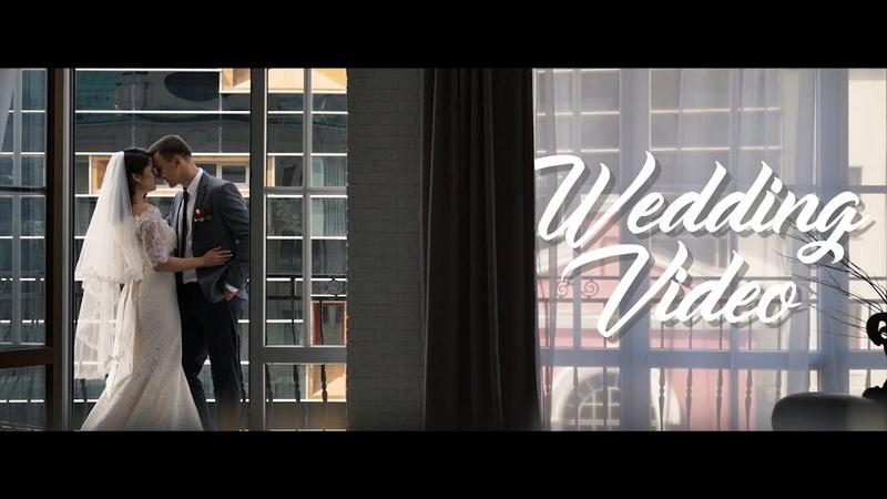 Wedding Day | Rodion Alina Lumix G7 4K music video