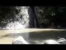 Агурские водопады и Орлиные Скалы . Сочи . Адлер 5 августа 2018